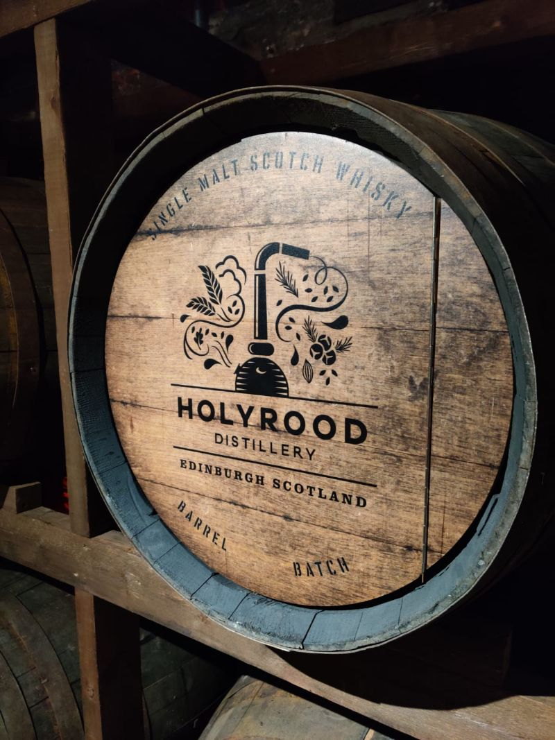 image of whisky cask